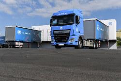 港湾での運用に特化した独ZFの自動運転トラクター