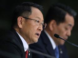 「税金が高い」と語っていたトヨタ自動車の豊田章男社長