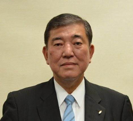 Former LDP Secretary-General Shigeru Ishiba (Mainichi)