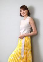 「マイ・フェア・レディ」に出演する宝塚元宙組トップの朝夏まなと=梅田麻衣子撮影