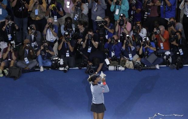 テニス:全米オープン 大坂V アジアの偉業 - 毎日新聞
