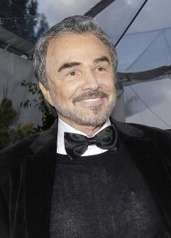 バート・レイノルズさん 82歳=米ハリウッド映画界を代表する俳優(9月6日死去)