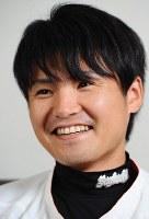 インタビューに応じる杉内俊哉投手=東京ドームで2012年9月15日、猪飼健史撮影