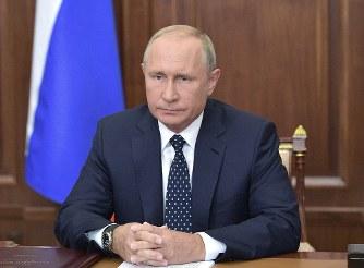 露大統領:「平和条約、前提条件...
