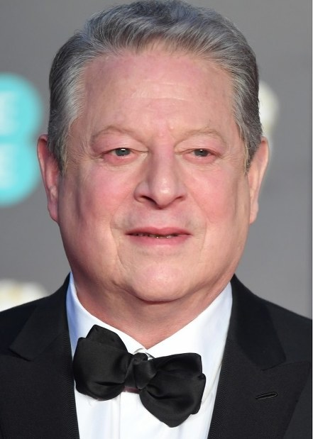 This photo taken in February 2018 shows former U.S. Vice President Al Gore. (UPI/Kyodo)