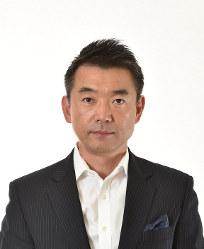 橋下徹・前大阪市長=2015年10月、山崎一輝撮影