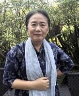 「俳句の裾野を広げることがライフワーク」と話す夏井いつきさん=東京都内で2018年9月5日、坂根真理撮影
