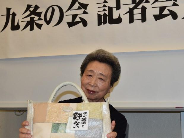 九条の会:「時勢はどんどん悪くなる」会見で澤地久枝さん - 毎日新聞