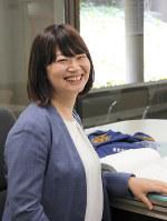 「検事の仕事が好きなので、ずっと続けたい」と話す東京地検刑事部の山本未来さん=東京地検の模擬取調室で、稲田佳代撮影
