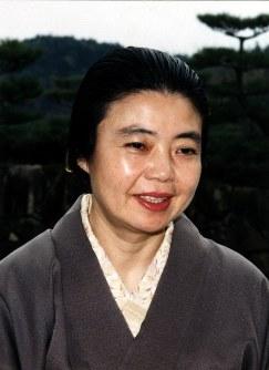 女優の樹木希林さん=1992年撮影