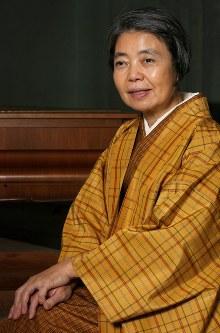 樹木希林さん=東京都渋谷区で2007年3月29日、森田剛史撮影