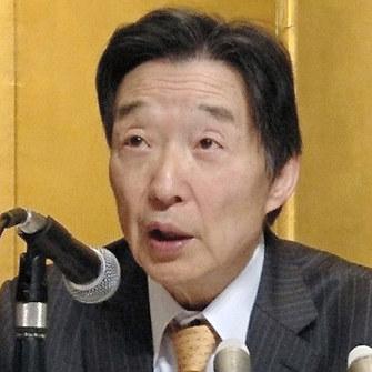 岩田規久男氏