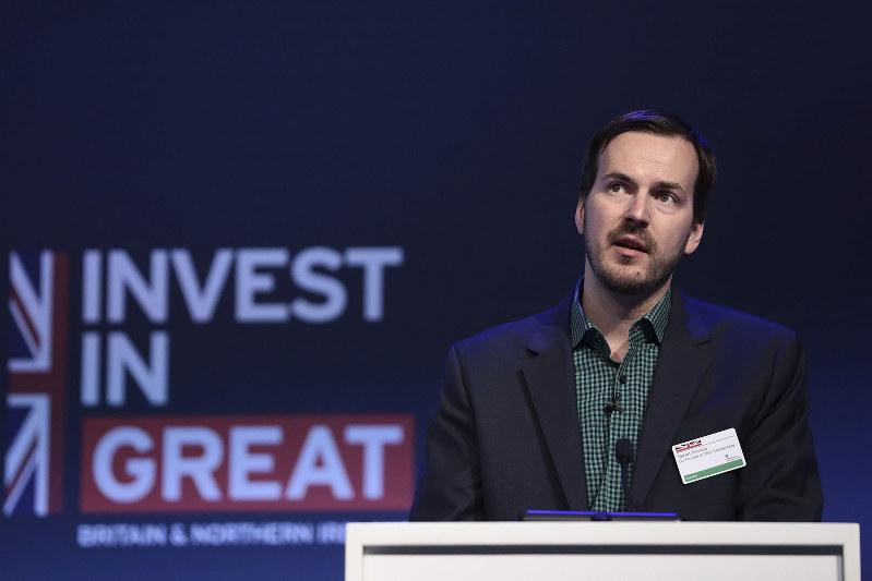 国際送金の世界企業、トランスファーワイズのたーベット・ヘンリクスCEO。100万人が利用する世界企業に成長させた