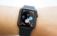 iPhone XS、XSマックスと同じく9月21日に発売されたアップルウオッチ「シリーズ4」