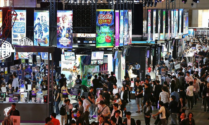 Resultado de imagen para tokyo game show
