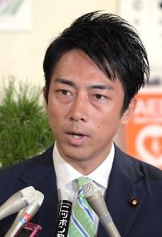 Shinjiro Koizumi (Mainichi/Masahiro Kawada)