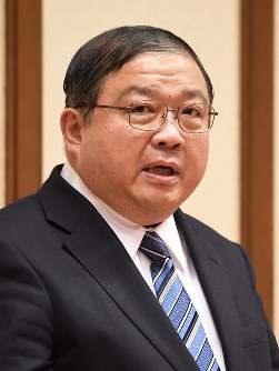 Vice education minister Kazuo Todani (Mainichi)
