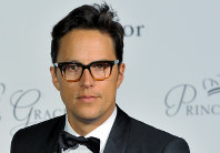 In this Sept. 5, 2015 file photo, U.S. film director Cary Jogi Fukunaga poses on the red carpet as he arrives at the Monaco palace to attend the Princess Grace Foundation gala in Monaco. (AP Photo/Christian Alminana)