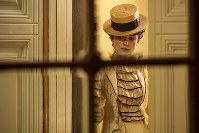 This image released Bleecker Street shows Keira Knightley in a scene from