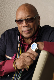 This Sept. 7, 2018 photo shows music producer Quincy Jones, the subject of the Netflix documentary film