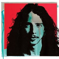 This cover image released by UMe shows the self-titled album from Chris Cornell. (UMe via AP)