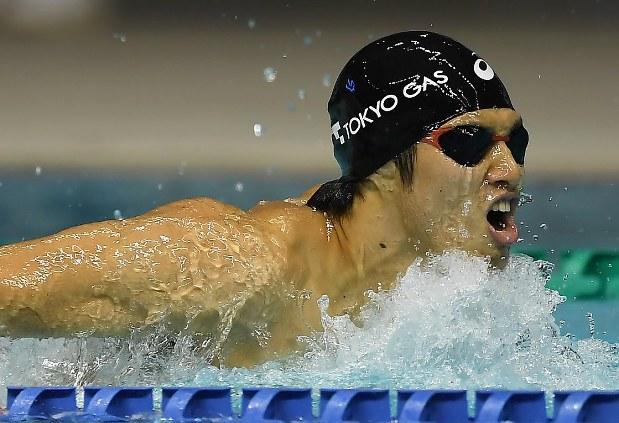 競泳:木村、アジア新でV…男子100バタ ジャパンパラ - 毎日新聞
