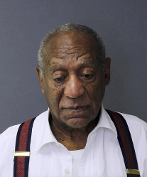 This image provided by the Montgomery County Correctional Facility shows Bill Cosby on Sept. 25, 2018, after he was sentenced to three-to 10-years for sexual assault. (Montgomery County Correctional Facility via AP)