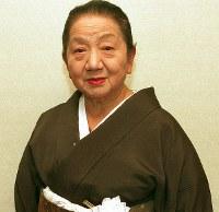花柳寿南海さん 93歳=日本舞踊、人間国宝(9月11日死去)