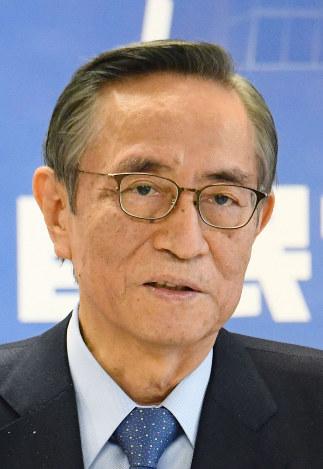 安倍首相:自民党改憲本部長の細...