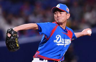 プロ野球:中日・岩瀬が通算1000...