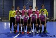 初試合に臨んだU-18フットサル女子代表