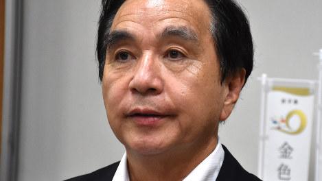 平野達男氏=須藤孝撮影