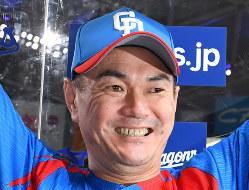プロ野球・中日の岩瀬仁紀投手(43)