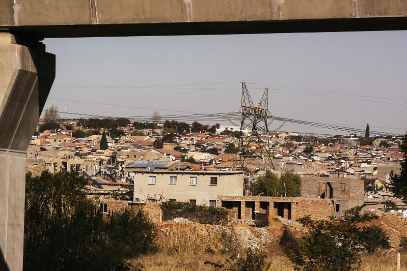 電気・ガス・水道は前払いの南アフリカ