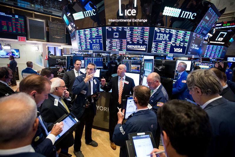 市場に向けたメッセージのあり方は(ニューヨーク証券取引所)