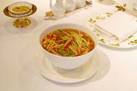 誕生から88年間、味が受け継がれてきた聘珍樓横濱本店のサンマー麺