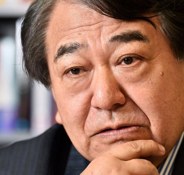 寺島実郎 日本総合研究所会長