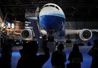 中部空港に開業した複合商業施設「フライト・オブ・ドリームズ」=愛知県常滑市で2018年10月12日午前10時7分、兵藤公治撮影