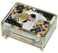 30弁クリスタルオルゴール(楽曲・SEIMEI)=日本電産サンキョー提供