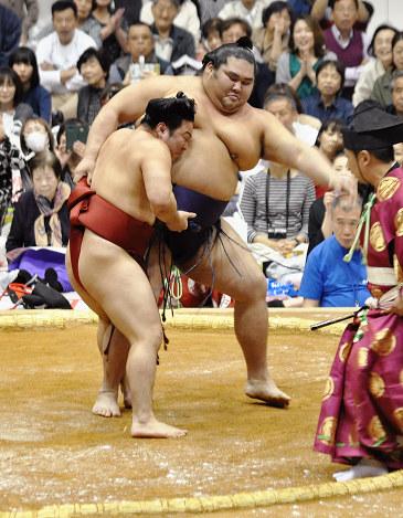 大相撲:金沢場所 地元力士の活躍に沸く 輪島さん追悼コーナーも ...