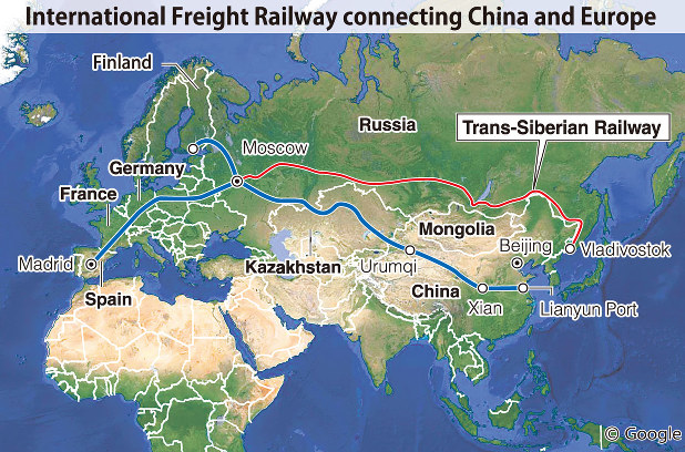 One Belt One Road Could Be Key To New Improved Japan China Ties