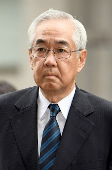 Former Tokyo Electric Power Co. Vice President Sakae Muto. (Mainichi)