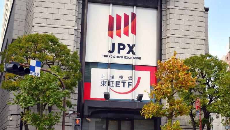 日本取引所グループのビル