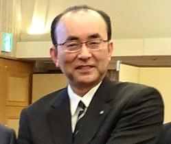佐古則男 ユニー社長、ユニー・ファミマHD副社長兼任