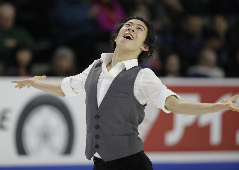 Image result for Nathan CHEN