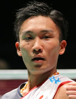 Kento Momota (Mainichi)