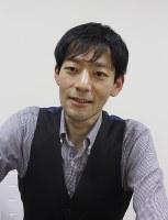 『仏像と日本人』著者の碧海寿広さん=岸桂子撮影