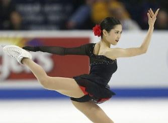 フィギュアスケート:スケートア...