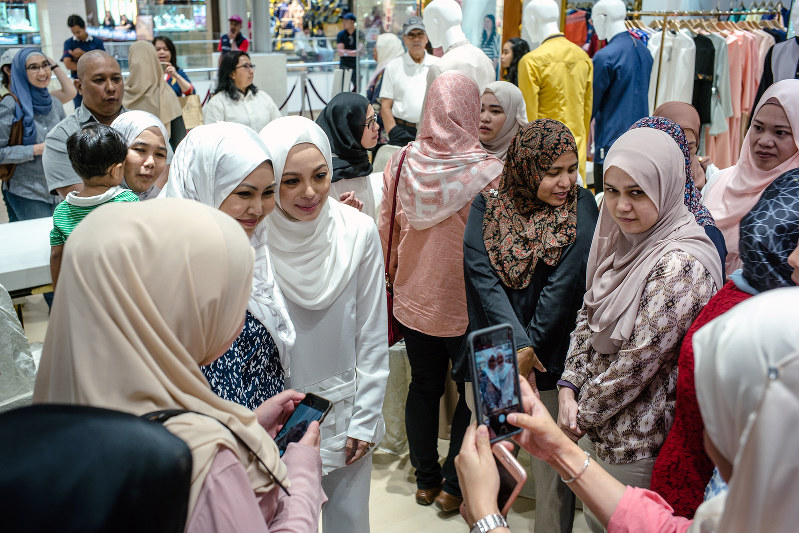 美容への関心高いマレーシアの女性たち