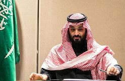 窮地に立つ・・・・・・(サウジアラビアのムハンマド皇太子)Bloomberg